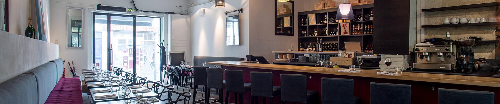restaurant La Rochelle - le Bistrot des Bonnes Femmes
